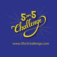 5 for 5 Challenge - Raise money for Sands and Tommy's